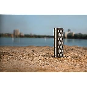 Amazon Com Jam Street Rugged Portable Speaker 360 Sound