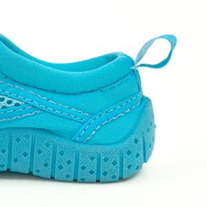 baby, toddler, infant, shoes, water shoes, nonslip, booties, beach, swim, active, flexible