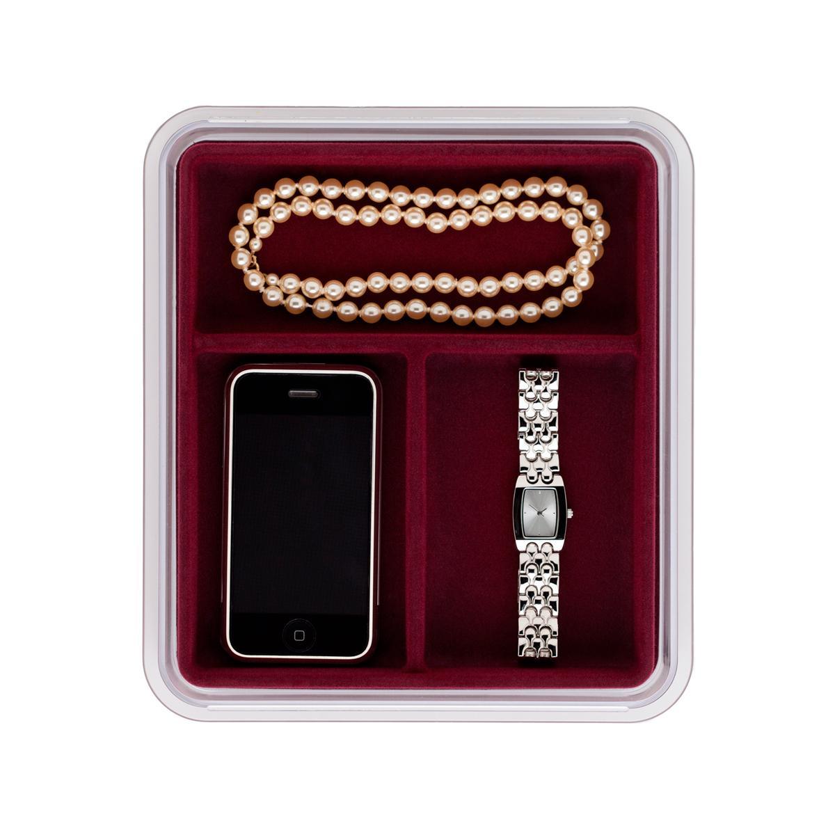Amazon.com: Neatnix Stax Jewelry Organizer Tray, 3