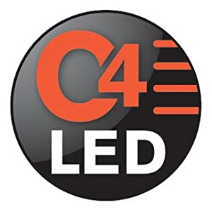 Streamlight C4 LED Technology Logo