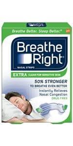 Breathe Right Extra