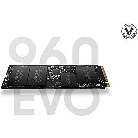 Samsung 960 EVO NVMe M.2 SSD
