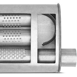 Dynomax 17747 Super Turbo Exhaust Muffler