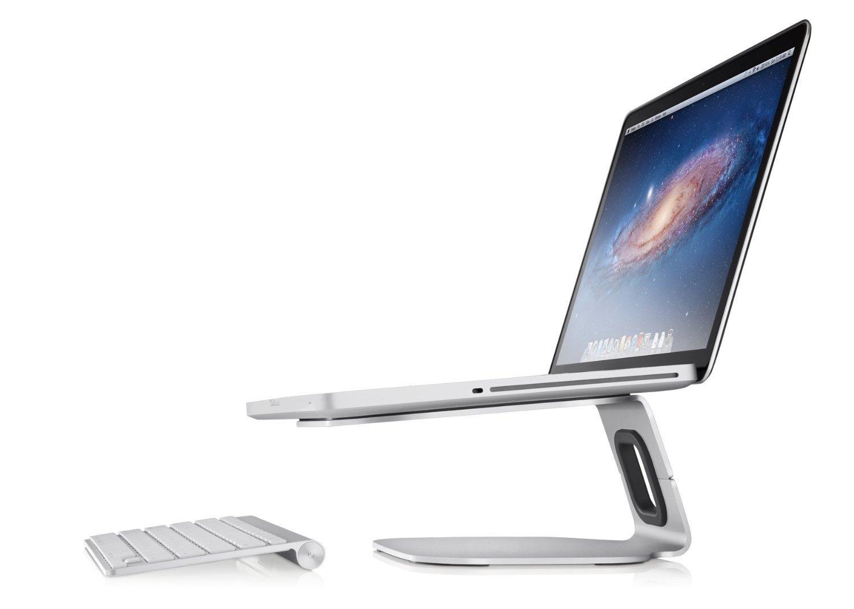 Amazon Com Belkin Aluminum Stand Amp Loft For Laptops