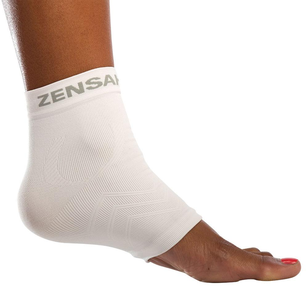 Amazon.com: Zensah Ankle Support - Compression Ankle Sleeve, Lightweight Ankle Brace, Relieve ...