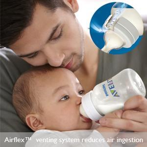 Philips Avent Baby Bottles - Clinically Proven to Reduce Colic and Discomfort**