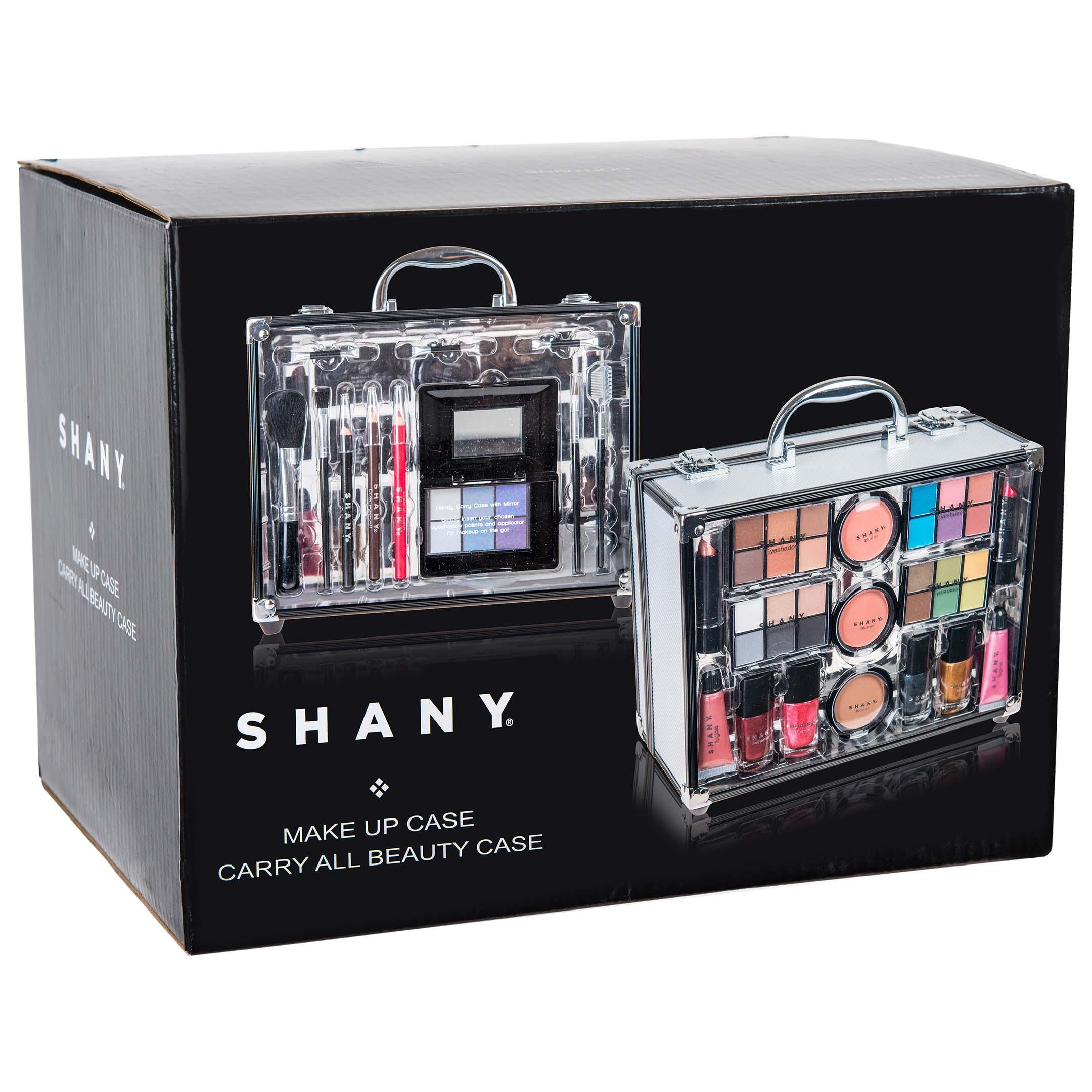Amazon.com: SHANY Carry All Trunk Makeup Kit with Reusable