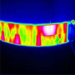 band heater, band heaters, silicone band heaters, silicone heaters