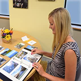 Protect Your Photographs with Versatile Photo Storage Pages by C-Line.
