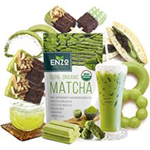 Endless Possibilites with Matcha Green Tea