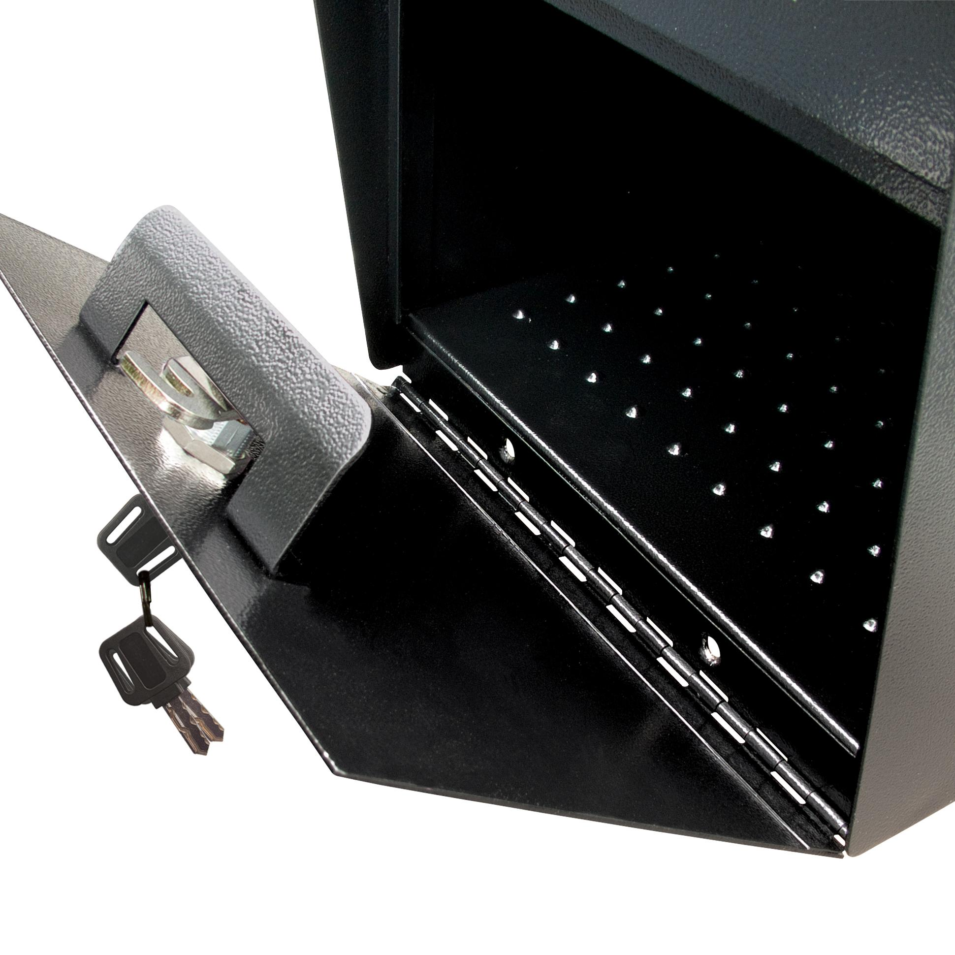 Amazon Com Epoch 7106 Mailboss Curbside Locking Mailbox