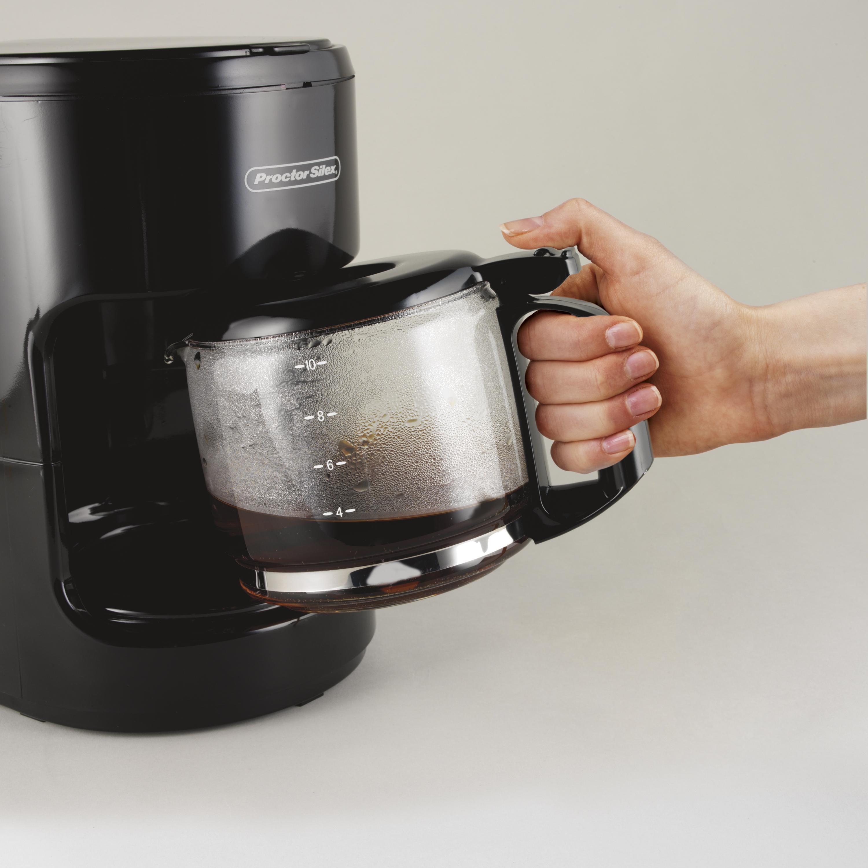 Amazon.com: Proctor-Silex 10-Cup Coffee Maker (48351): Coffeemaker Carafes: Kitchen & Dining