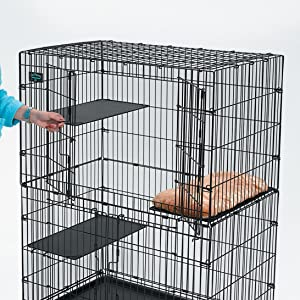 Cat Playpen, Review of Cat Playpen / Cat Home by MidWest Homes