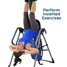 teeter inversion table ep-960
