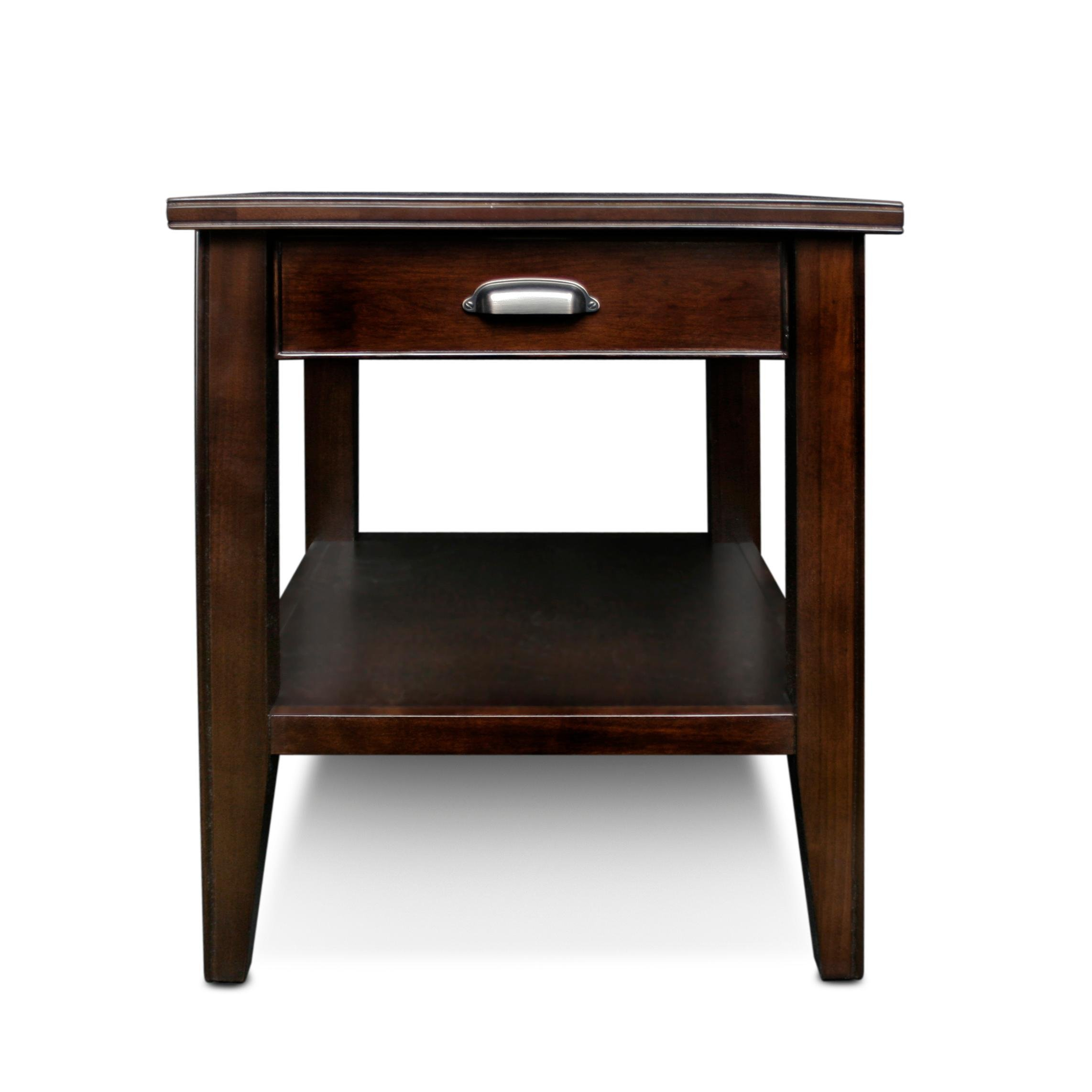 Kitchen Side Table: Amazon.com: Leick Laurent End Table With Drawer: Kitchen