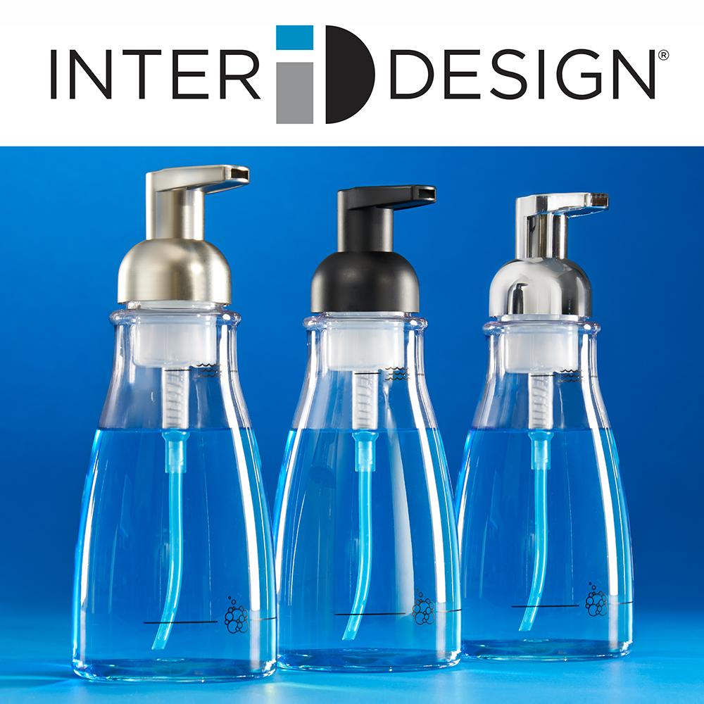 Interdesign Foaming Soap Dispenser For