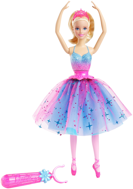 Barbie dance spin ballerina doll toys games - Barbie ballerine ...