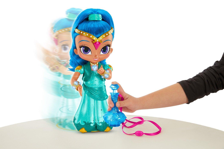 Amazon.com: Fisher-Price Nickelodeon Shimmer & Shine, Wish ...
