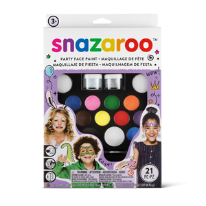 Snazaroo Ultimate Party Face Painting Kit