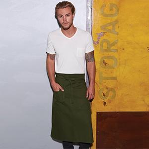 canvas apron, urban, urban aprons, urban apron, chef works, chefworks, chef work, chefwork