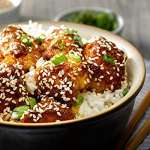 the bees knees honey peanut butter sesame chicken