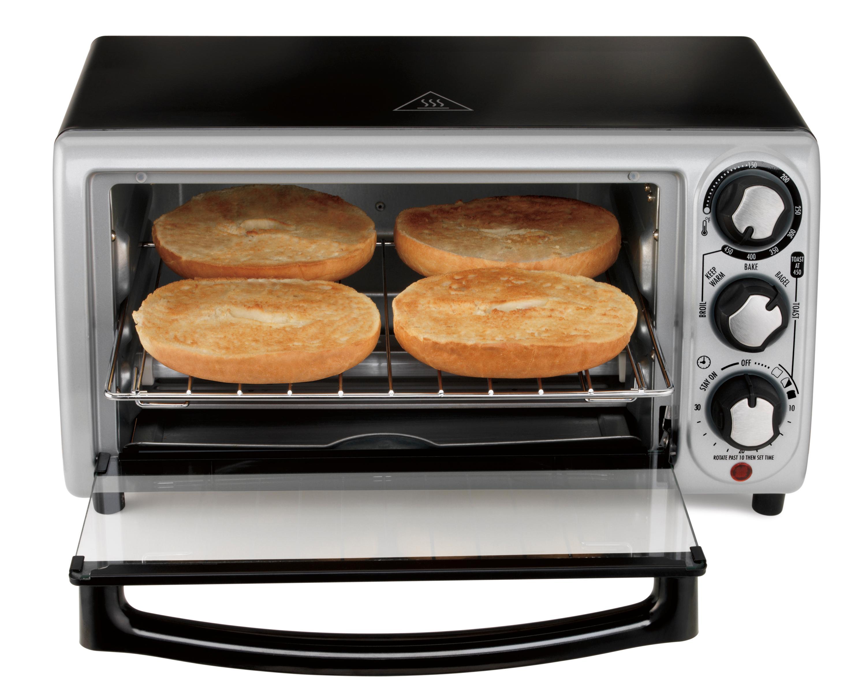 Amazon Com Hamilton Beach 31142 Toaster Oven Silver