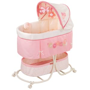 Amazon Com Summer Infant Soothe Amp Sleep Bassinet With
