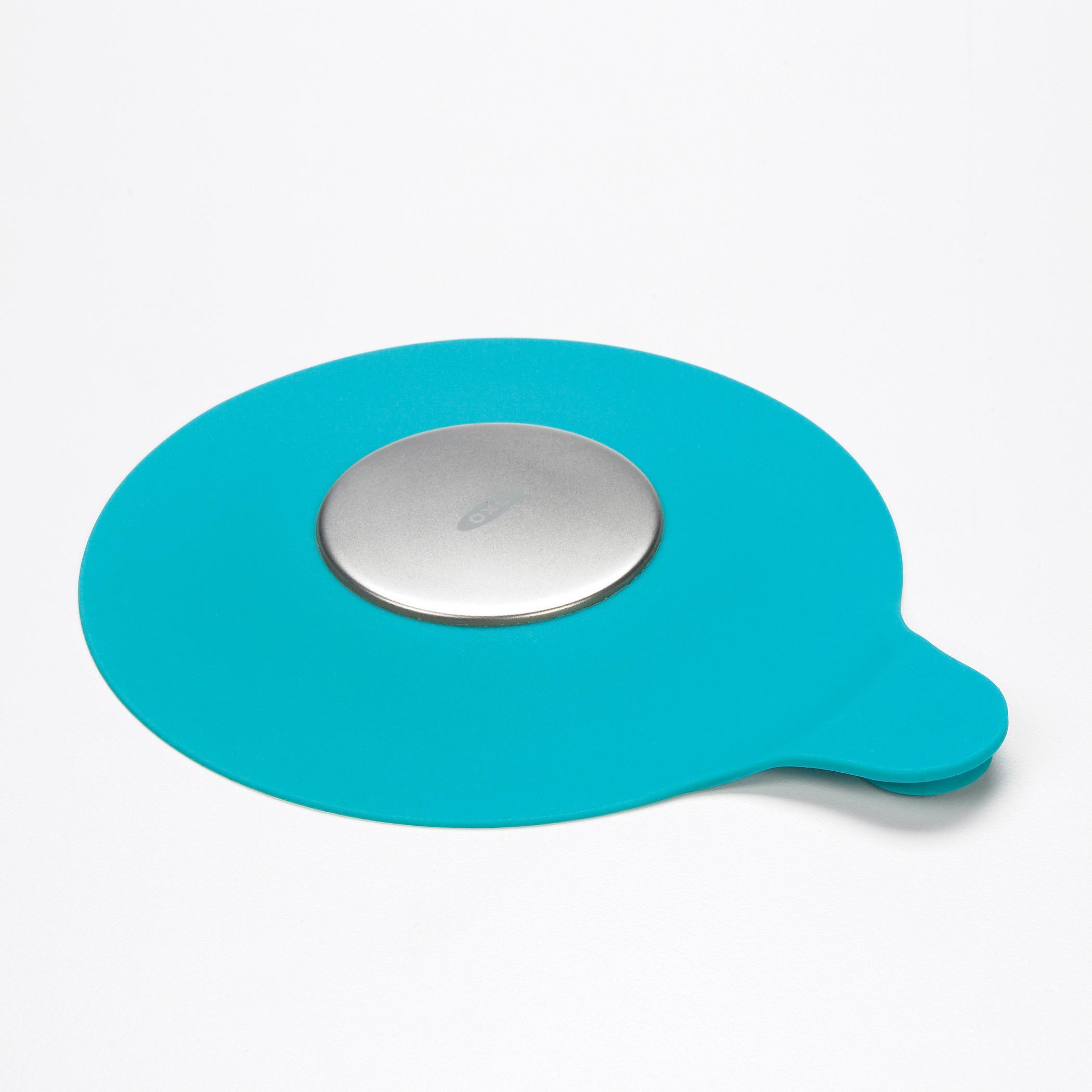 Amazon Com Oxo Tot Silicone Tub Drain Stopper Aqua