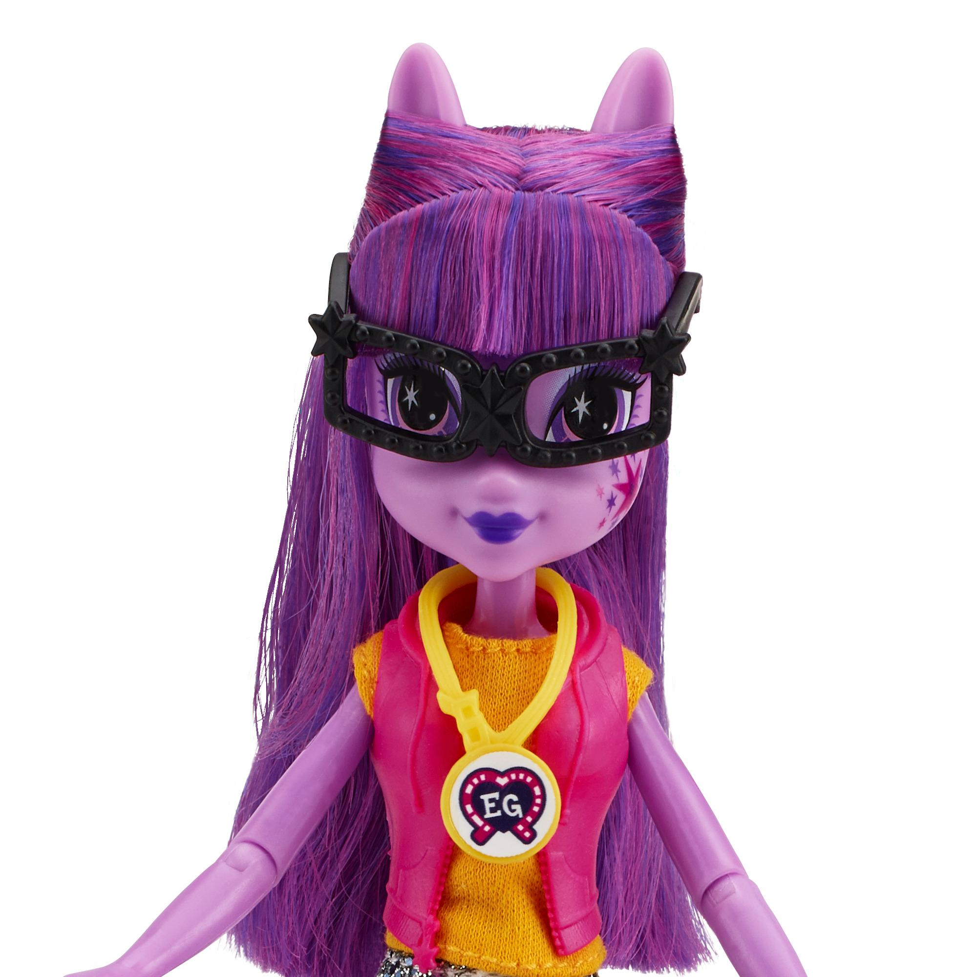 Amazon.com: My Little Pony Equestria Girls Flash Sentry and Twilight