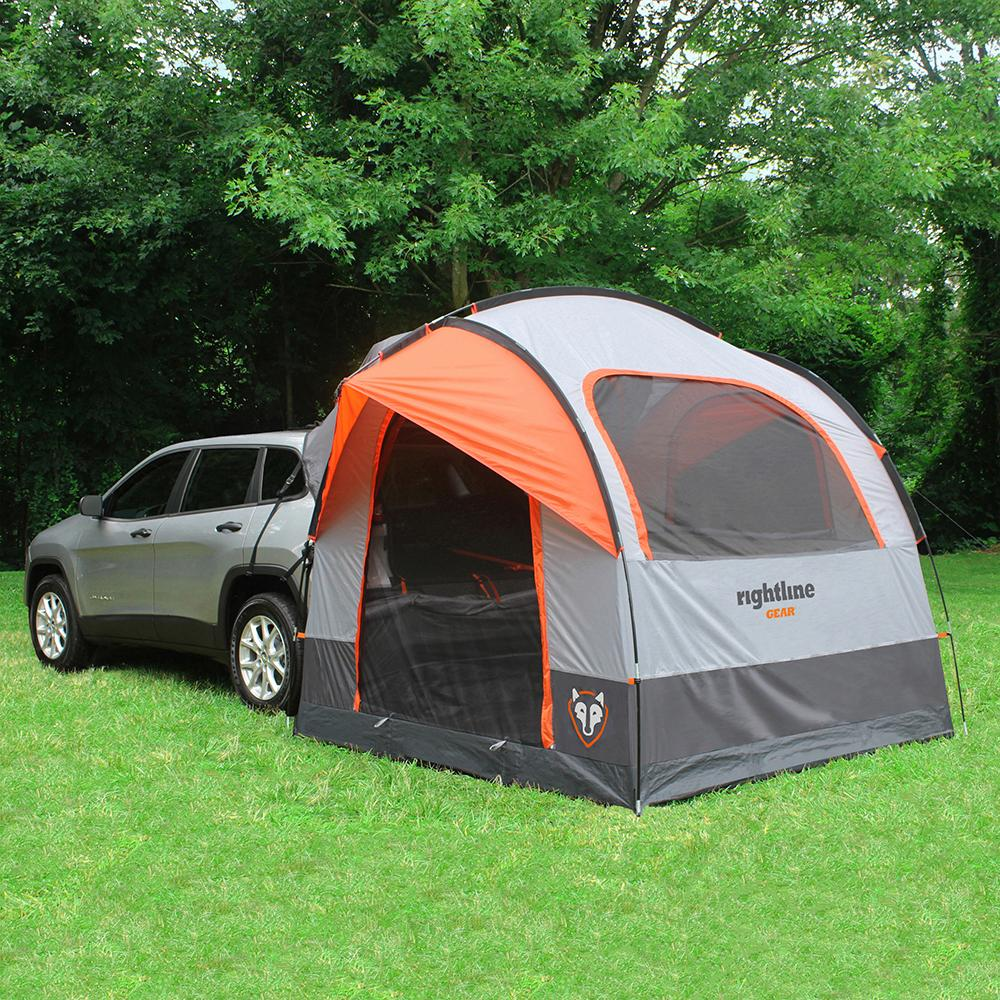 SUV TentJeep TentVehicle TentGl&ing & Amazon.com: Rightline Gear 110907 SUV Tent: Automotive