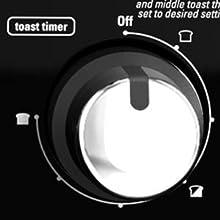 Dedicated Precision Toast Timer