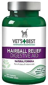 Vet's Best Cat Hairball Relief Supplement
