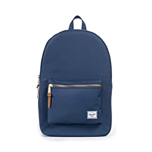 Amazon.com   Herschel Settlement Backpack - Black Gridlock   Casual ... f630eac419