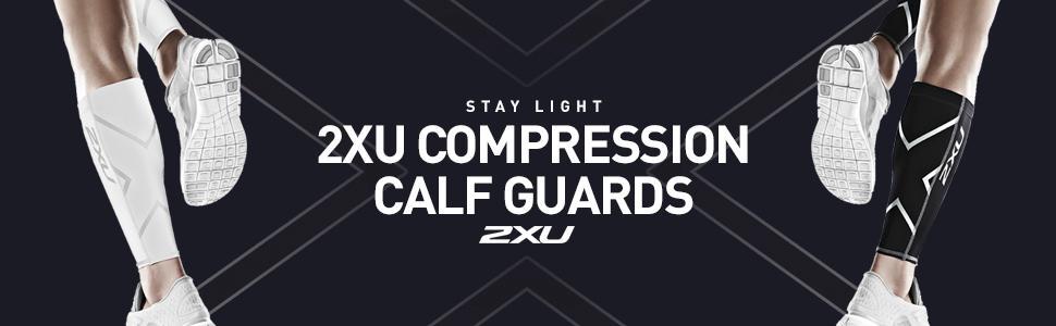 calf sleeves; calf guard; 2xu; compression; run sleeve; compression sleeve