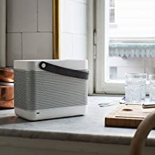 B&O PLAY by Bang & Olufsen BeoPlay Beolit 12 one point music system stereo speaker portable luxury