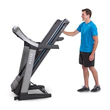 Folding Treadmill, Horizon T7 Treadmill