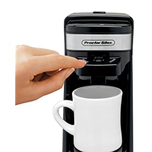 proctor black singles Get the latest information from consumer reports to help you shop for a proctor-silex single serve 49961, including user reviews and a list of features.