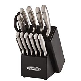 Amazon Com Farberware Self Sharpening 13 Piece Knife