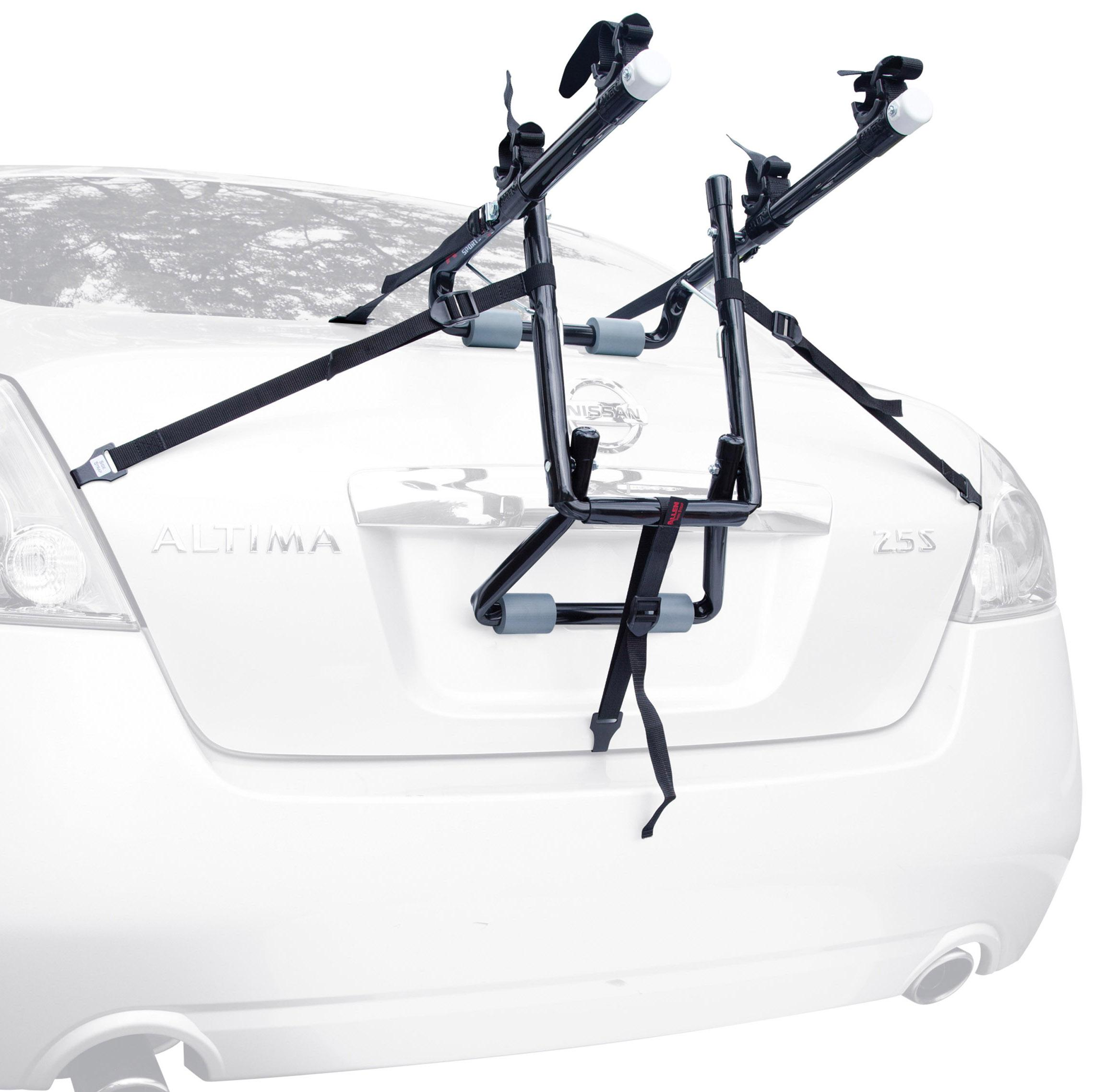 Amazon Com Allen Sports Deluxe 2 Bike Trunk Mount Rack
