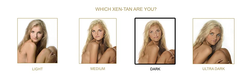 WHICH XEN-TAN ARE YOU?