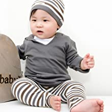baby, organic, cotton, leggings, pants, infant, clothing, L'ovedbaby, GOTS, soft, newborn, kids