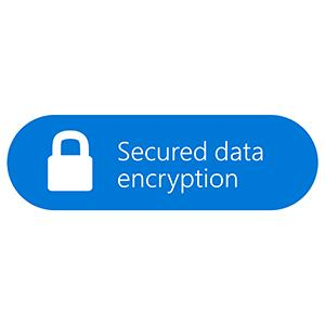 Enjoy Advanced Encryption Standard (AES*) technology, 128-bit encryption which is designed to help protect your information by encrypting your keystrokes.