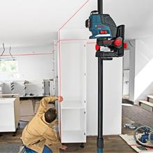 Amazon Com Bosch Dual Plane Leveling Laser With Bm1