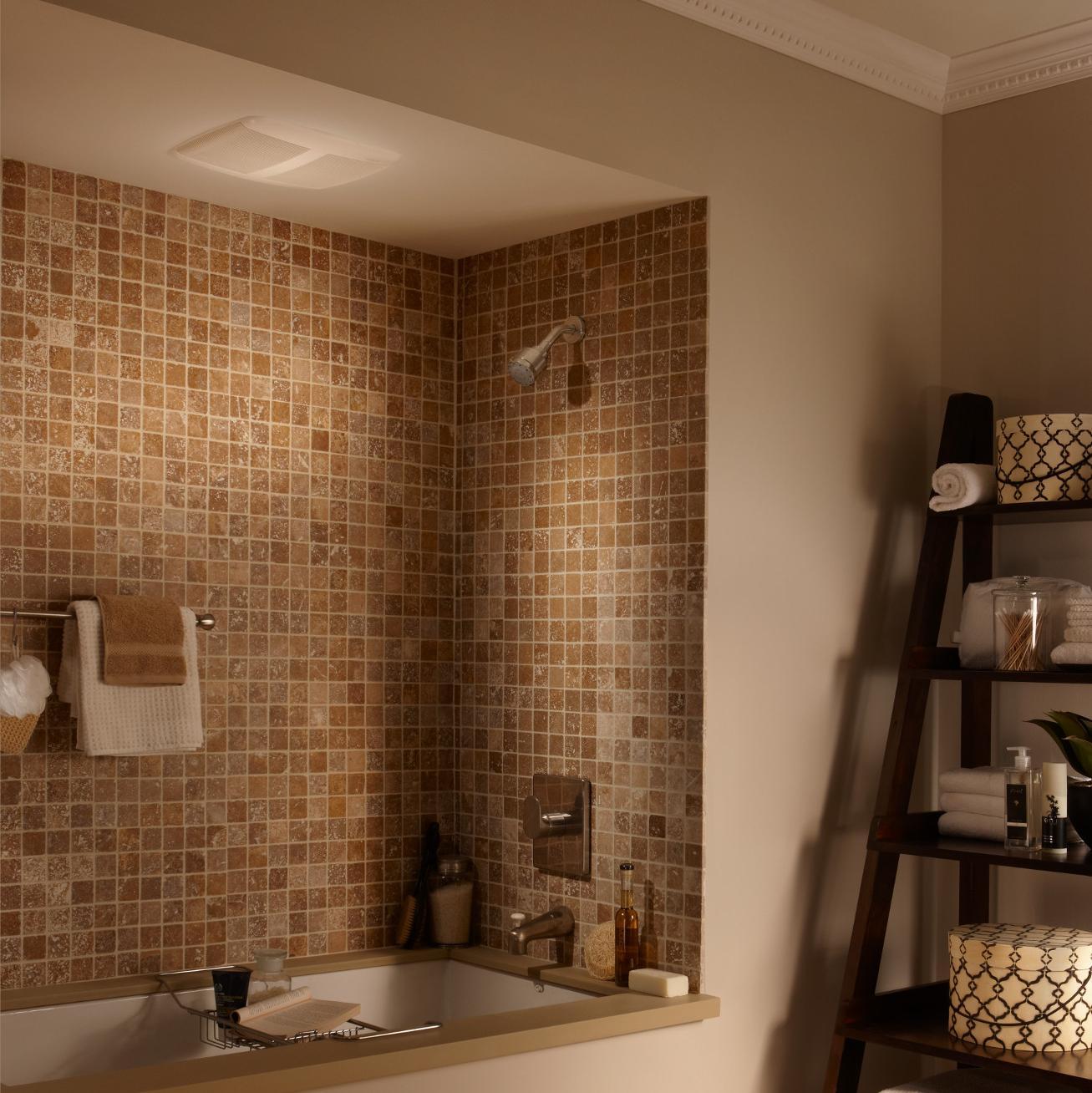 Broan QTRE080 Ultra Silent Bath Fan