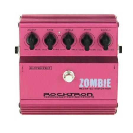 rocktron zombie rectified distortion pedal musical instruments. Black Bedroom Furniture Sets. Home Design Ideas