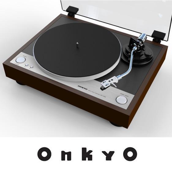 Onkyo CP-1050 Black