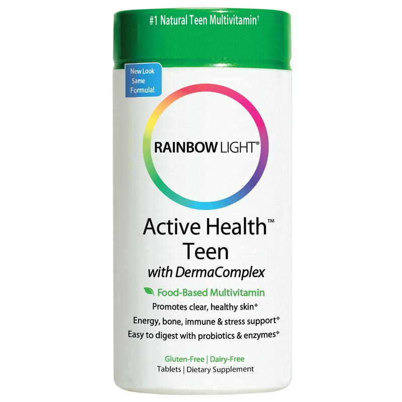 Teen Health: Amazon.com: Rainbow Light