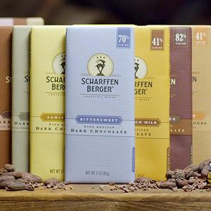 scharffen berger chocolate maker solution Scharffen berger chocolate is a line of chocolate produced by artisan confections company, a subsidiary of the hershey company acquired by hershey in 2005, it was formerly scharffen berger chocolate maker, an independent berkeley, california -based chocolate maker, founded in 1996 by sparkling wine maker john scharffenberger and physician robert steinberg.