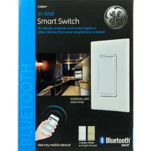 ge bluetooth smart dimmer in wall 13870 ge camera photo. Black Bedroom Furniture Sets. Home Design Ideas