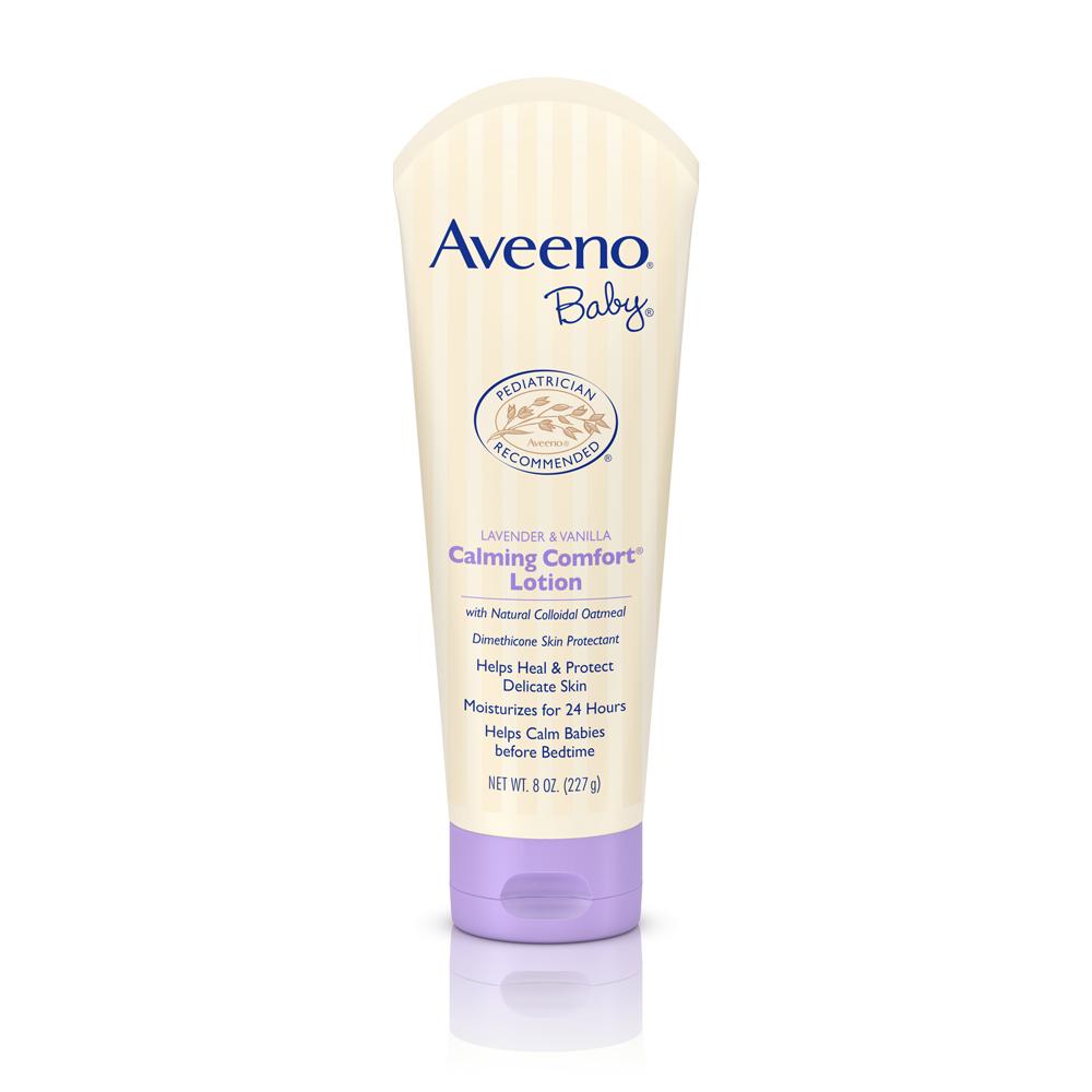 Amazon.com: Aveeno Baby Calming Comfort Lotion, 8 oz.: Prime Pantry